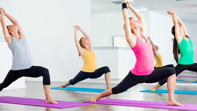 Chuỗi tư thế chiến binh không thể không biết trong Yoga