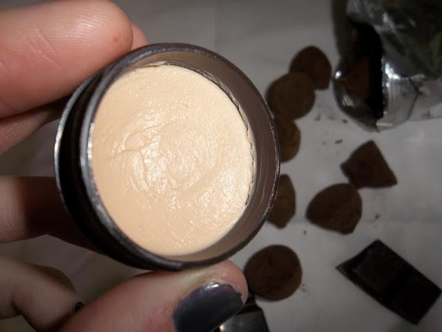 Beurre pour les Lèvres Chocomania - The Body Shop