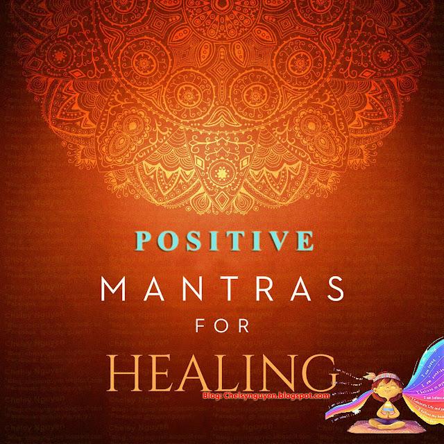 Short Positive Mantras for Healing | Thần chú Chữa lành tổn thương