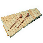 xylophone music musical instruments in spanish