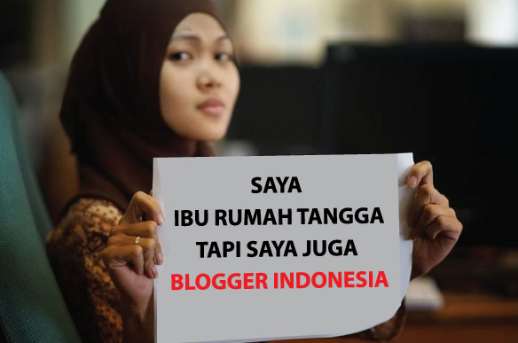 Menjadi seorang blogger indonesia