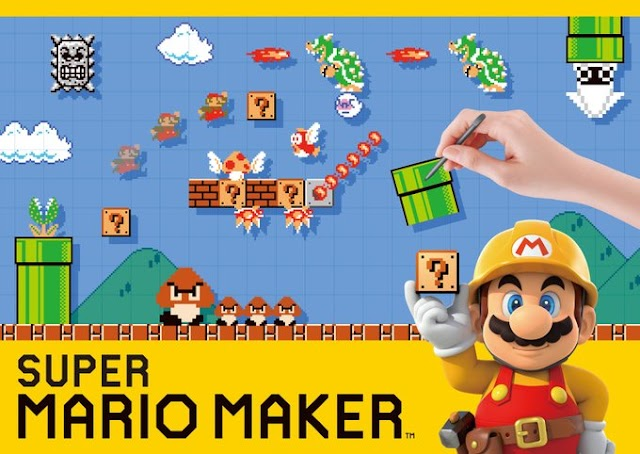 Nintendo cerrará los servicios en línea de Super Mario Maker 1