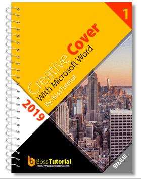 Cara Membuat Cover Cantik dengan Microsoft Word