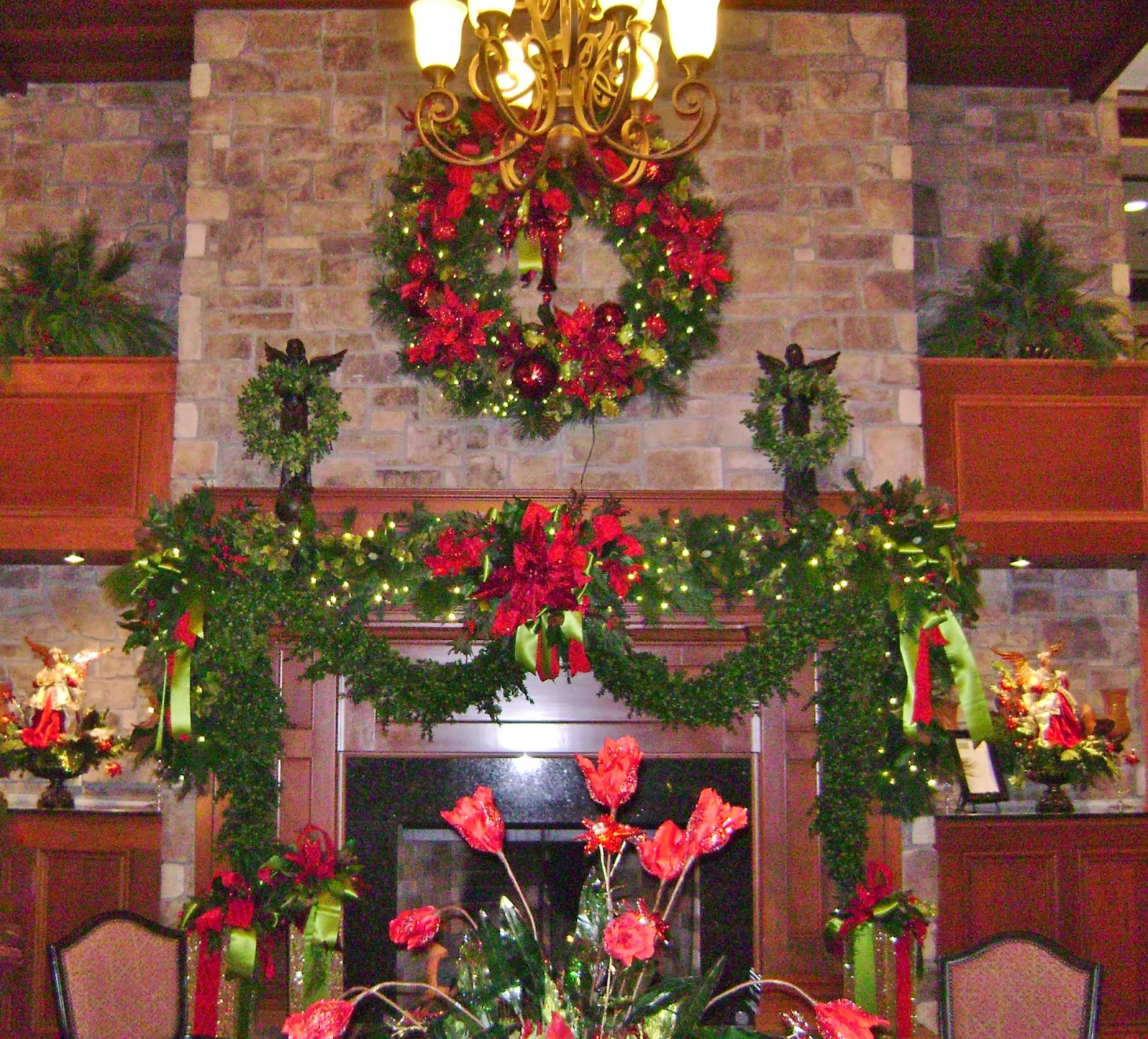 The Inn at Christmas Place Celebrates Christmas All Year Round