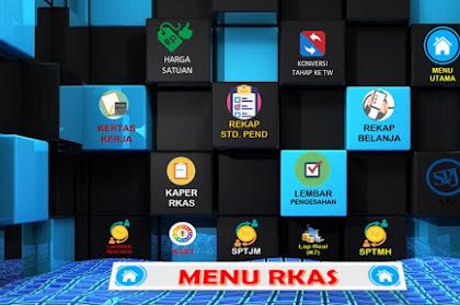 Aplikasi RKAS Sesuai Permendikbud Nomor 8 Tahun 2020