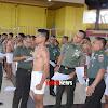 Danrem 141/Tp, Pimpin Sidang Parade Seleksi CATA PK TNI-AD GEL II TA 2019