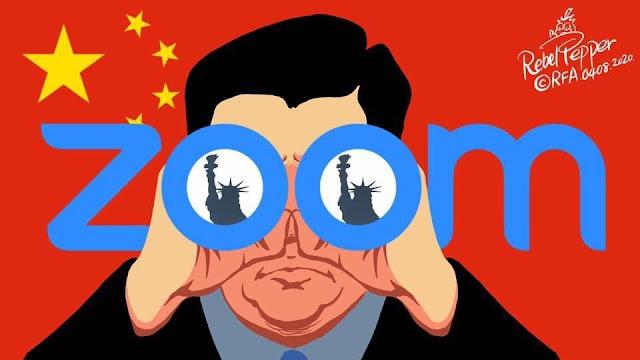 Dilarang Taiwan hingga FBI, Zoom Justru Jadi Primadona di Indonesia