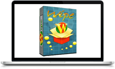 Wipe Pro 2020.08 Full Version