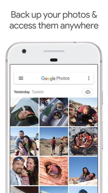 تحميل برنامج صور جوجل Photo Gmail