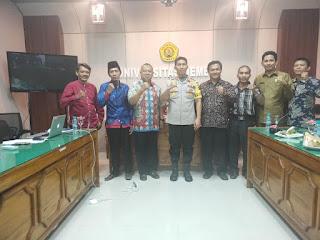 Kapolres Ikut Berpartisipasi Dalam Forum Doktor Lumajang