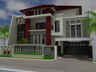 populer 37 model rumah tanpa talang air motif minimalis