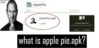 What is apple pie application