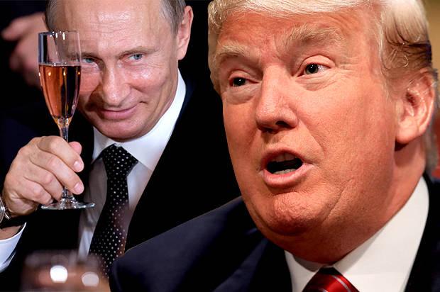Trump tem a intenção de se reunir com o seu homólogo russo, Vladimir Putin, à margem da cimeira do G20 em Hamburgo