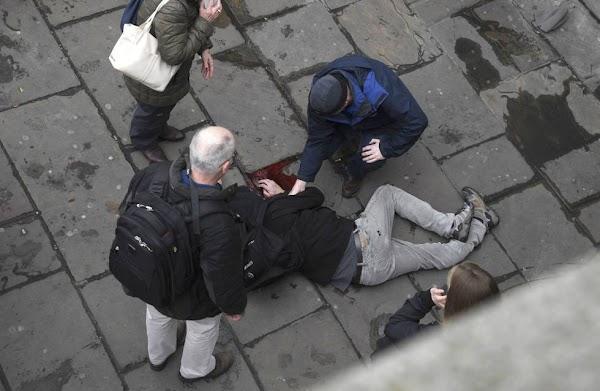 Varios muertos en el atentado de Londres con un todo terreno