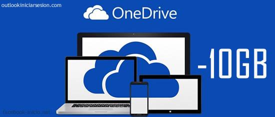 Microsoft eliminara 10 gb en outlook iniciar sesion