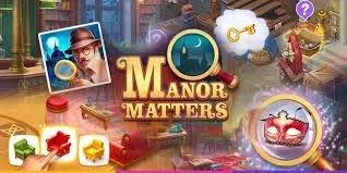 انضم إلى Manor Matters الآن ، واظهر مهاراتك البوليسية لحل سلسلة من الألغاز الآن!