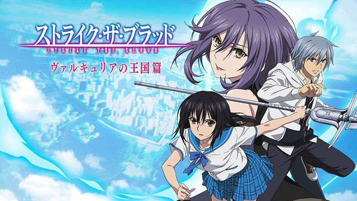 Strike the Blood III Batch Subtitle Indonesia