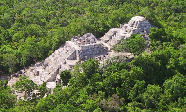Zona Arqueológica Calakmul, Campeche
