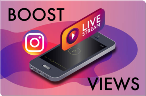 Buy Instagram Live Stream Video Views