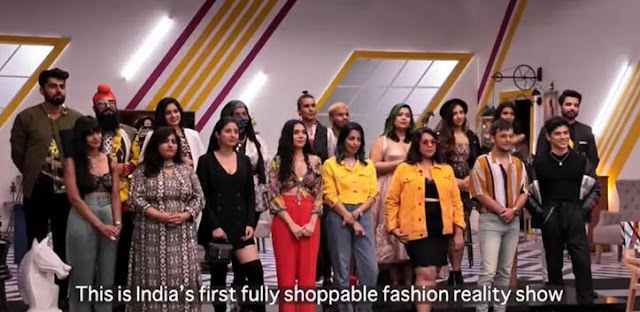 myntra fashion superstar contestants