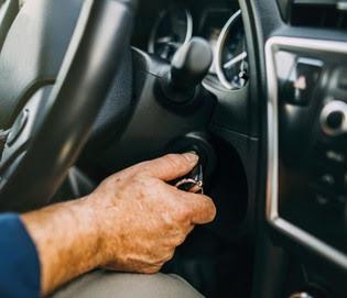 اعطال مفتاح تشغيل السيارة (الكونتاكت)