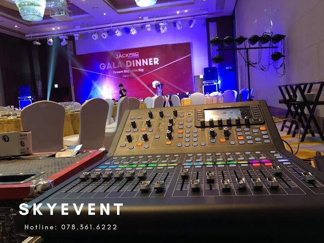Cho thuê âm thanh sự kiện chuyên nghiệp | 078.361.6222