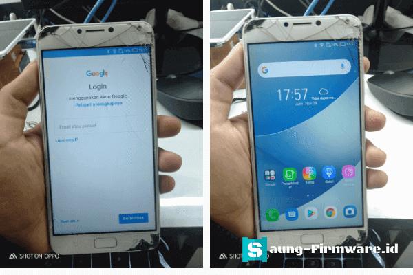Cara Buka Akun Google Asus Zenfone 4 Max X00ID | Fastboot Mode Terbaru 2020