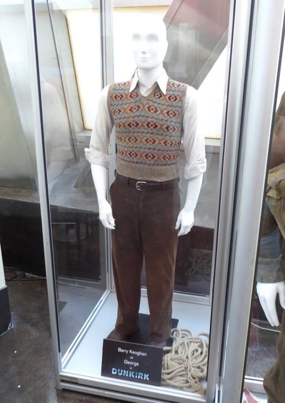 Barry Keoghan Dunkirk George costume