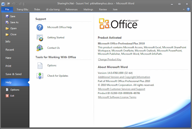 Microsoft-Office-2010-Pro-Plus - 2013 Full Activator ...