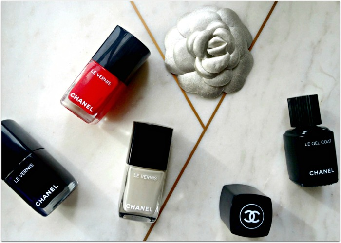 New Chanel Gel Nail Polish Le Vernis Duo
