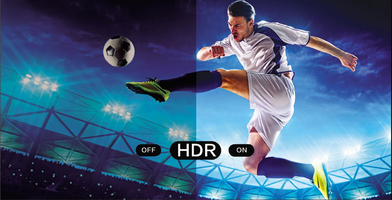 Công nghệ HDR –Tái tạo rực rỡ bức tranh cuộc sống