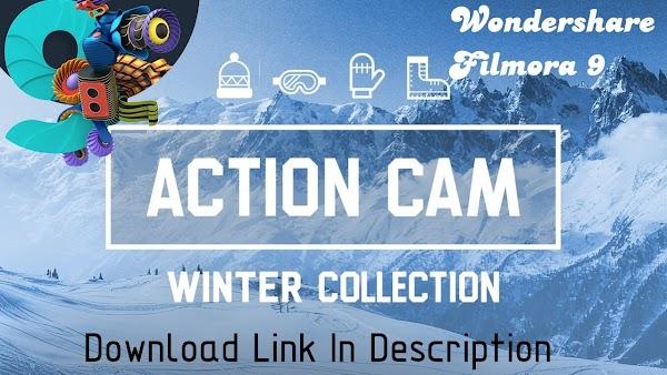 Filmstocks Effects Action Cam Winter Set | Filmora Collection