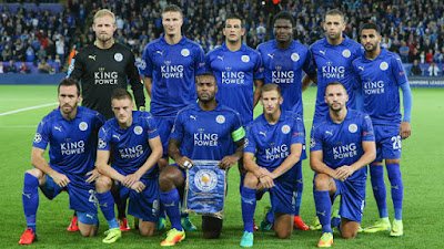 Daftar Skuad Pemain Leicester City