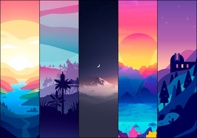 8 Amazing wallpapers for phone