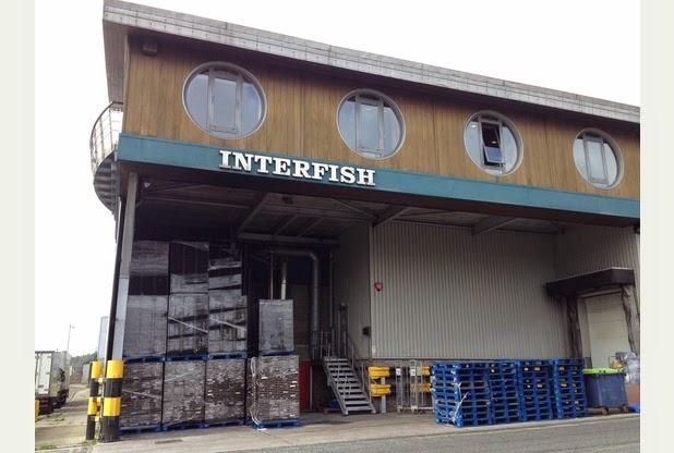 Interfish di Plymouth