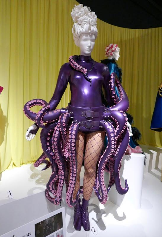 A Series of Unfortunate Events Esmé Squalor octopus costume