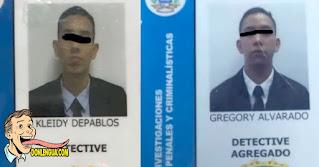 Dos detectives del CICPC detenidos por robar celulares y venderlos por Internet