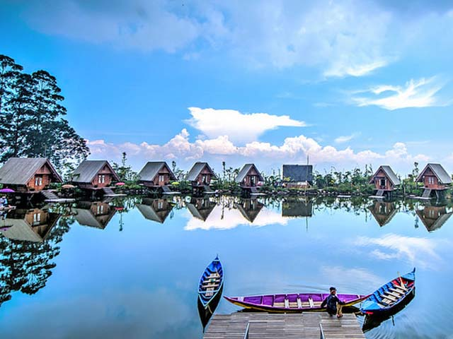 wisata bandung | wonderful Indonesia
