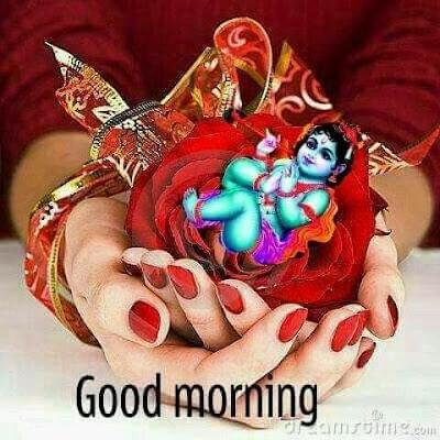 good morning kirshna
