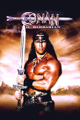 Arnold Schwarzenegger - Conan Poster