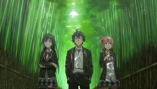 Anime Oregairu Arashiyama