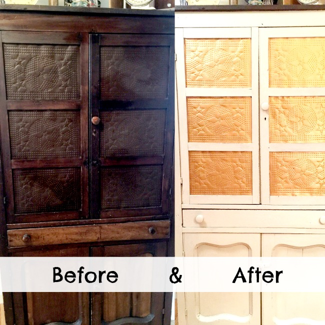 How to Transform Tin Punch Panels