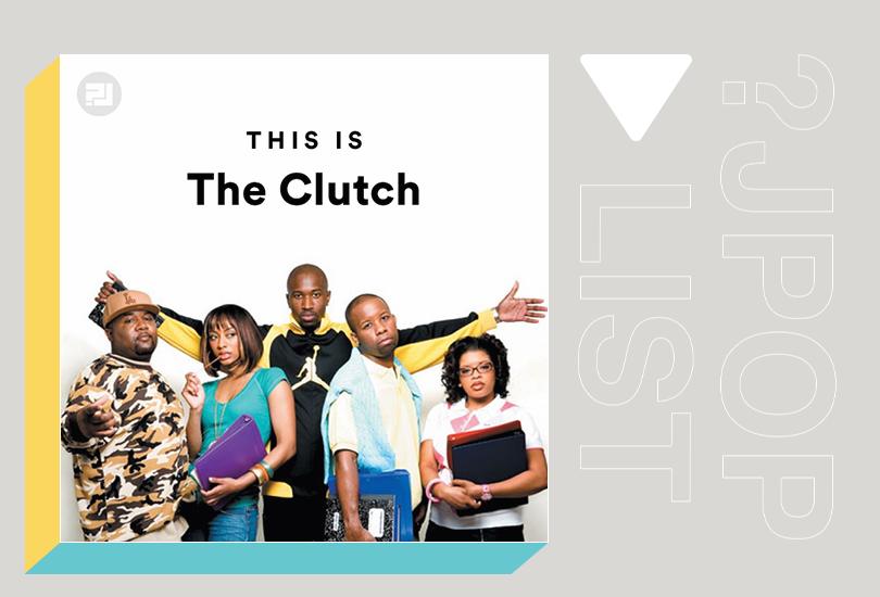 Random J Pop playlist: This is The Clutch | Random J Pop