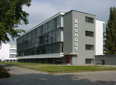 Bauhaus Weimar, on http://www.TheModernistAngle.com by Tobias Kaiser
