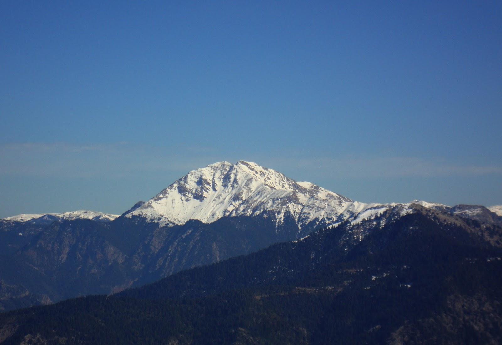 καλιακούδα βουνό ευρυτανίας