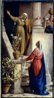 The Visitation - Catholic Daily Reading + Reflection (Homily Message): 31 May 2021