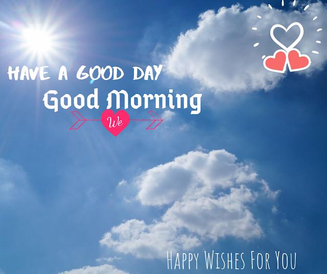 Good Morning  left sun rising image. Good morning Images