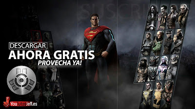 Descargar Injustice Gods Among Us Ultimate Edition para PC Gratis, Aprovecha Ahora