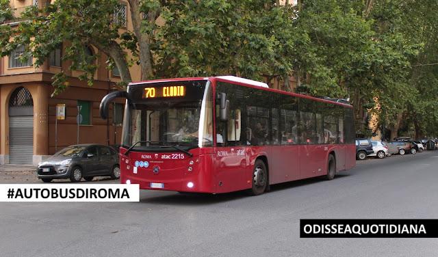 #AutobusDiRoma - CityMood12 diesel, i primi di una lunga serie!
