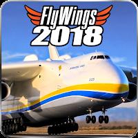 Flight Simulator 2018 FlyWings Mod Apk